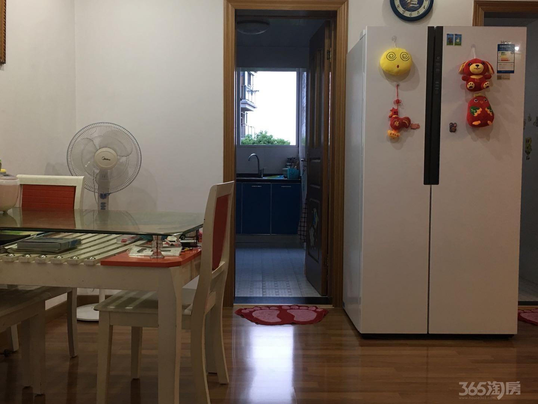 北城水岸3室2厅1卫113平米整租精装
