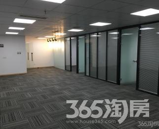 长江贸易大厦 德基对面 户型方正 甲级纯写 含办公家具 业