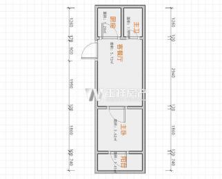 江岛入门级 单室套 高楼层 带电梯 开发商精装交付
