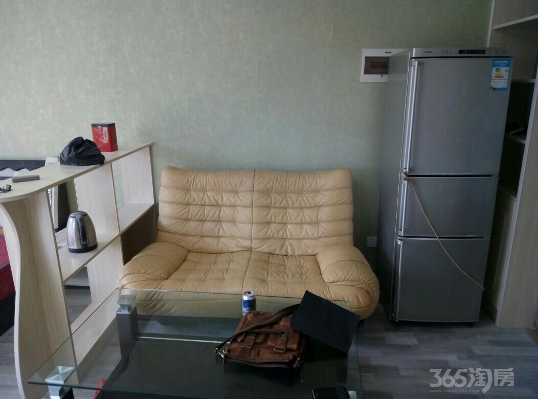 中央城1室0厅1卫53平米整租精装