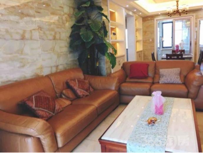 长江国际二期臻园4室2厅2卫130平米整租豪华装