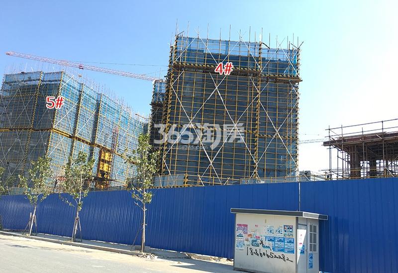 中国铁建西湖国际城4、5号楼施工图(2017.10)