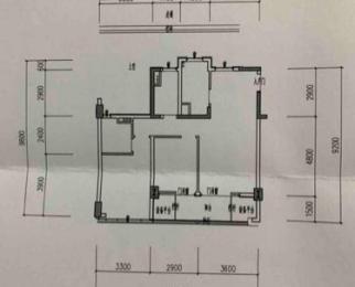 留香园3室2厅2卫100.1平米整租豪华装
