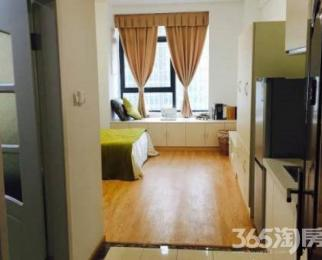 地铁旁南方港湾城,精装修公寓,自住办公必选,有天然气,现房