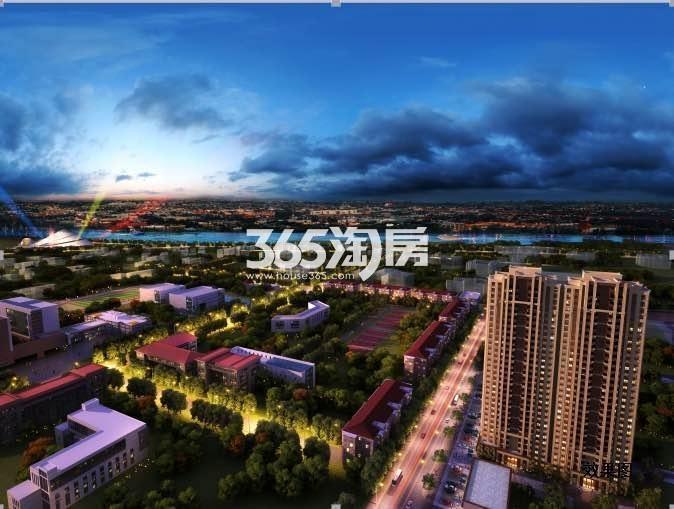 华润·中海·江城效果图