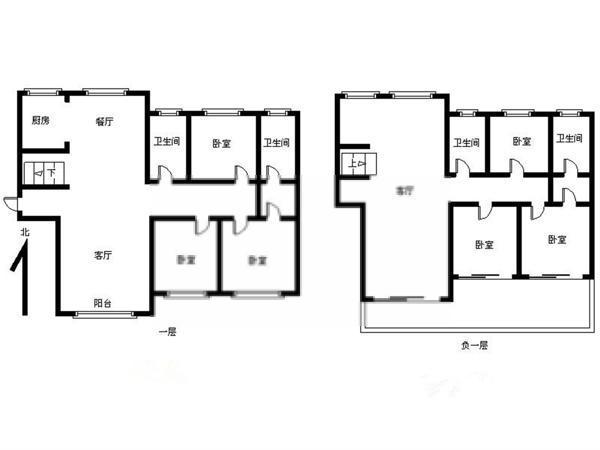 福星新城,超大露台复式,换房急售,房东出国低价甩卖,