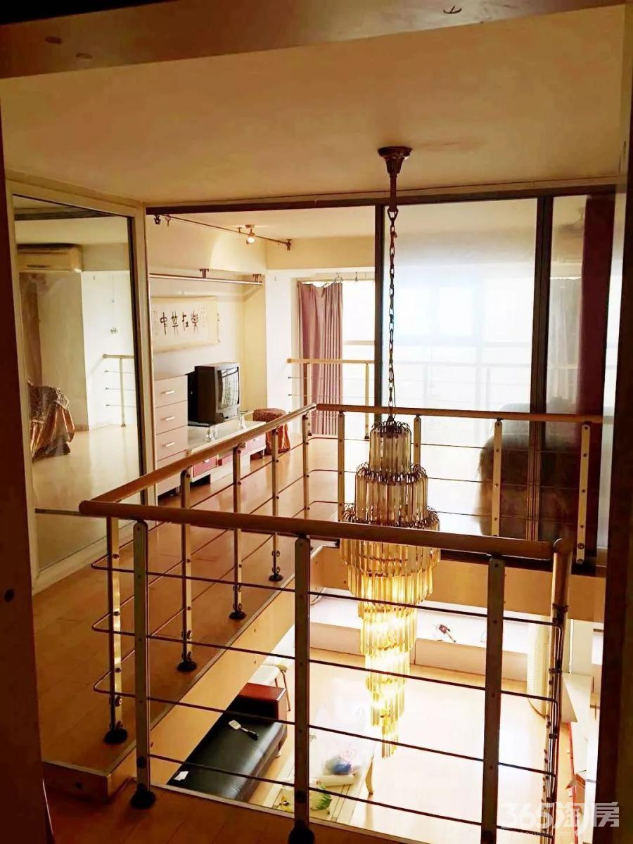 瑞鑫兰庭2室1厅2卫56.08平方产权房简装地铁一中