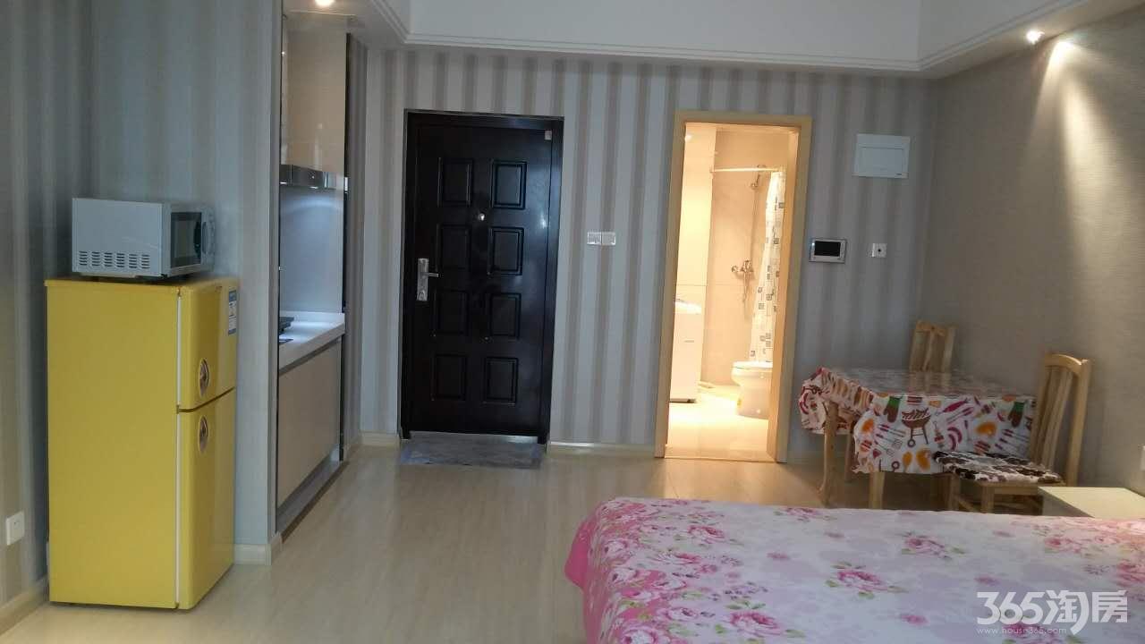 【整租】【365自营租赁】万达单身公寓 一居室 拎包入住