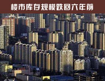 各线城市加速去化