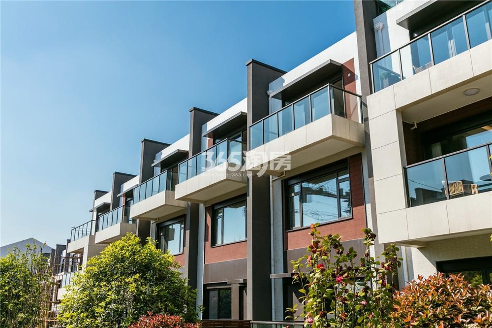 瑞安翠湖山建筑外景(12.11)