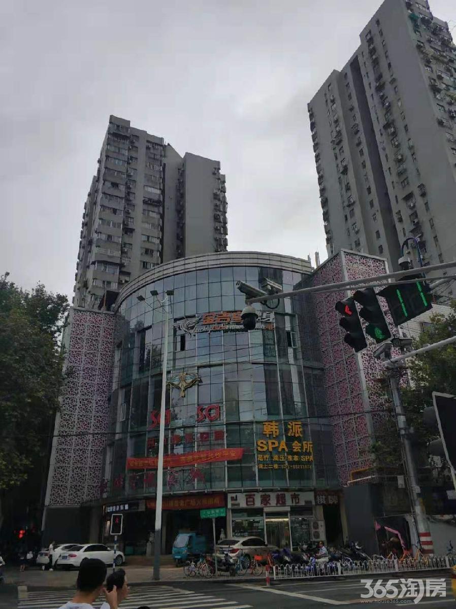 秦淮区升州路越时空悦食城40.56㎡简装0室0厅