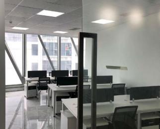 工大地铁口 新城总部大厦 140平精装 全套家具 可注册