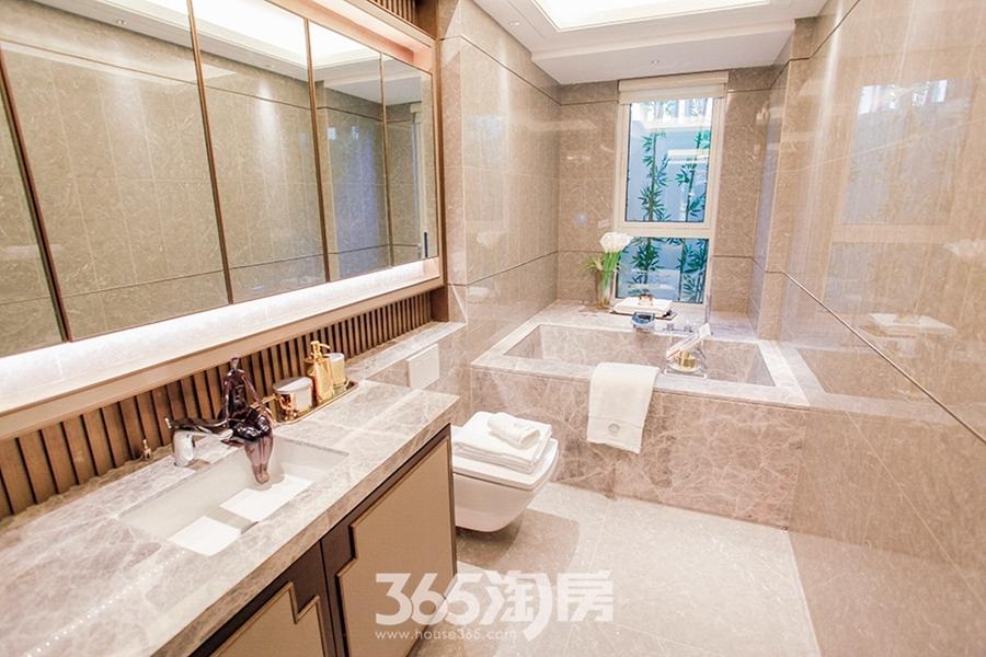 大发融悦东方约123—129㎡样板间-卫浴