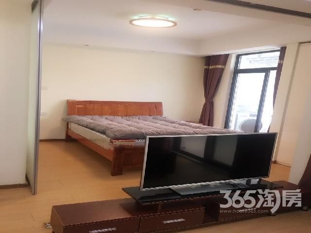 长江国际二期雅园1室1厅1卫63平米整租精装