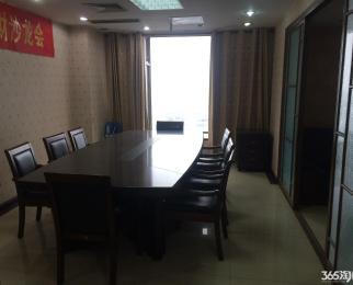 常府街地铁口江苏饭店精装写字楼827平出租