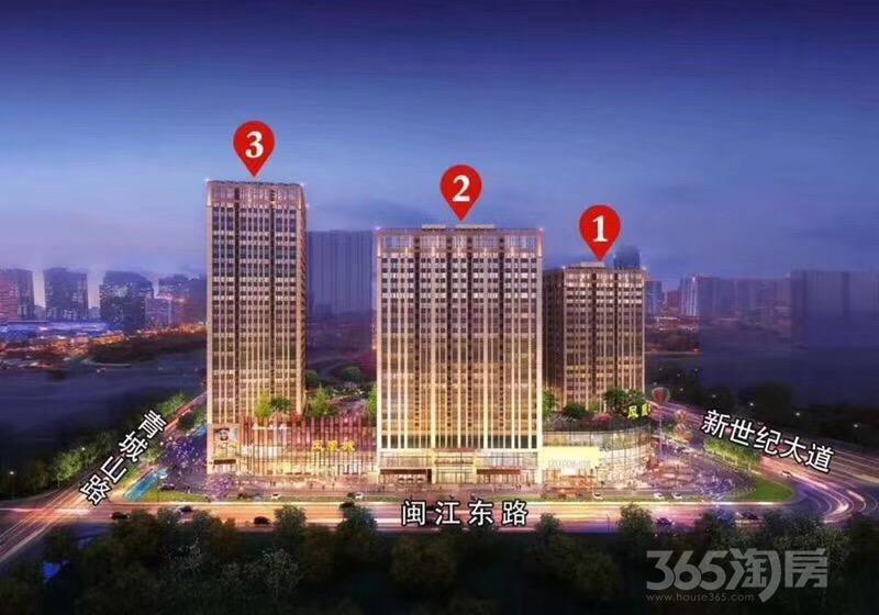 常熟凤凰城国际公寓2室2厅1卫109�O
