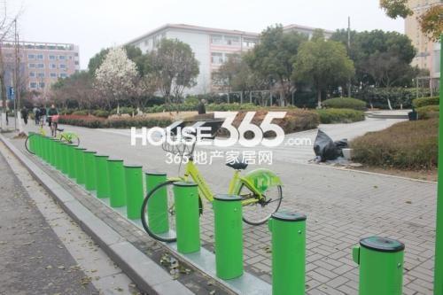 姑苏金茂府周边公共自行车点