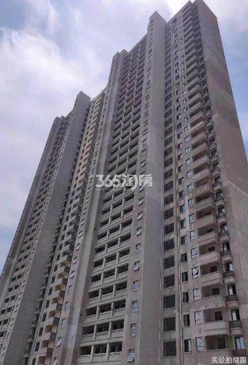 华润国际社区C5号楼实景图(6.20)
