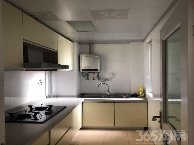 西城逸品2室2厅1卫94.6�O整租精装2000元
