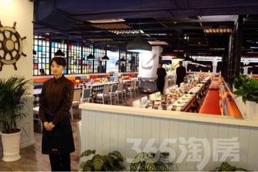 江宁东山黄金海岸广场500平米商铺合租豪华装