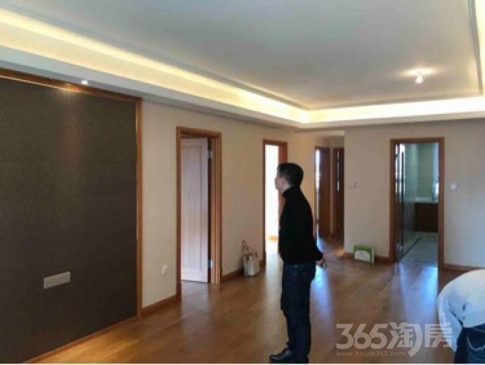 万科尚都荟3室2厅2卫118.69平米豪华装产权房2017年