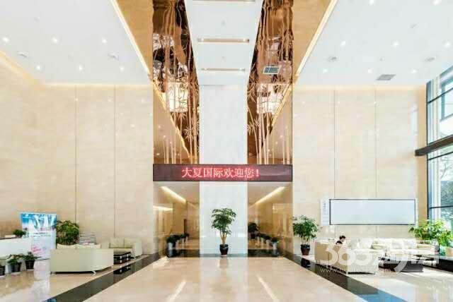曲江大夏国际中心302㎡可注册公司整租毛坯