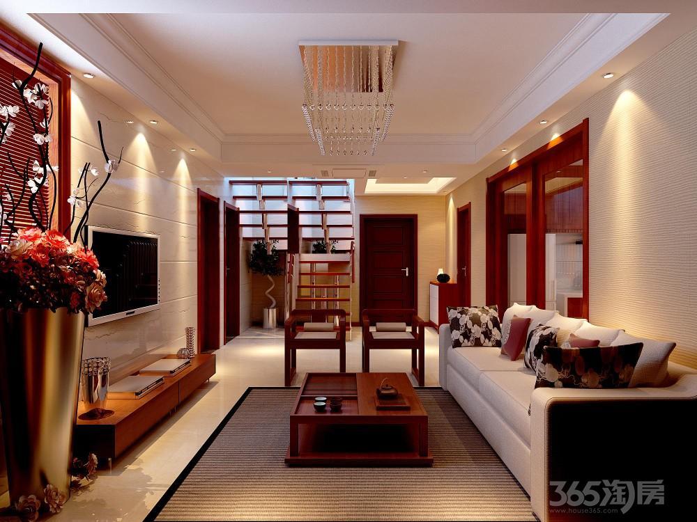 金色水岸4室2厅2卫160平米2010年产权房豪华装