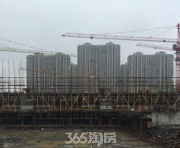 祥生·悦澜湾工程进度播报 我们的家在这里慢慢成长!