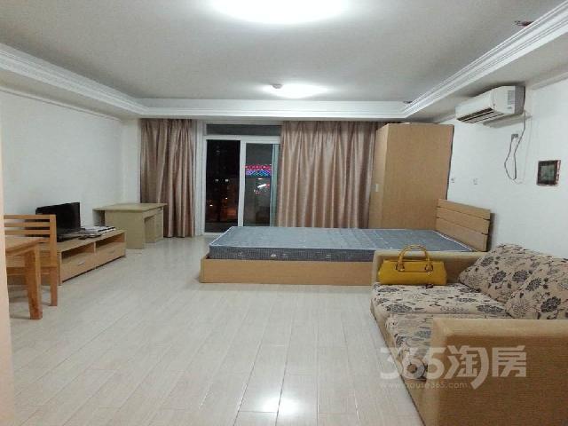 御水华庭克拉公寓1室1厅1卫45㎡整租精装