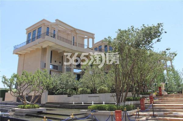中海曲江大城实景图