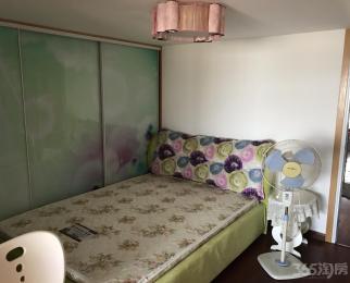 正润凯旋公寓2室1厅2卫58.34平米整租精装