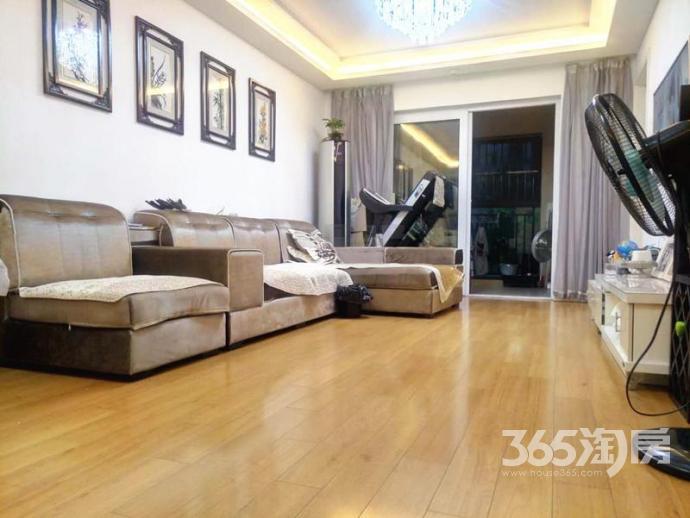 万科城2室2厅1卫89.60平方产权房精装