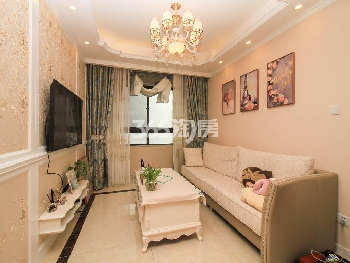 龙湖春江紫宸2室2厅1卫79.08平米2079年产权房豪华装