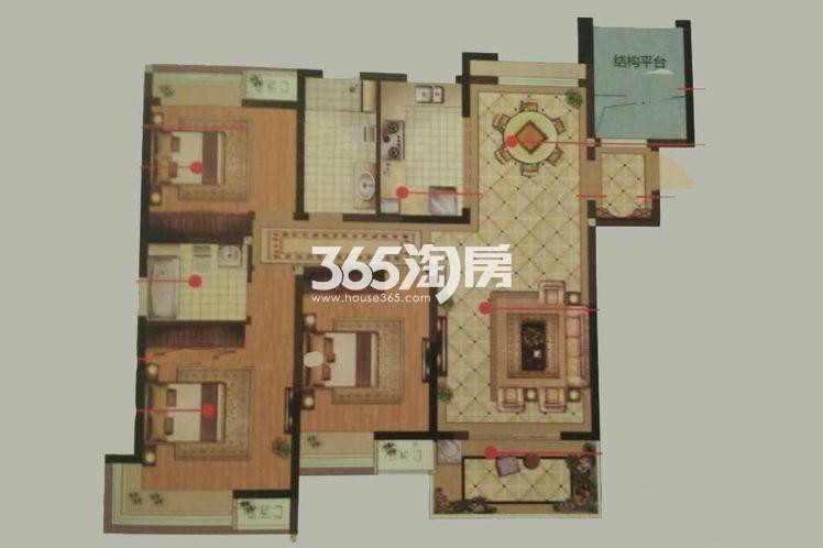 银城尚锦城C6户型图