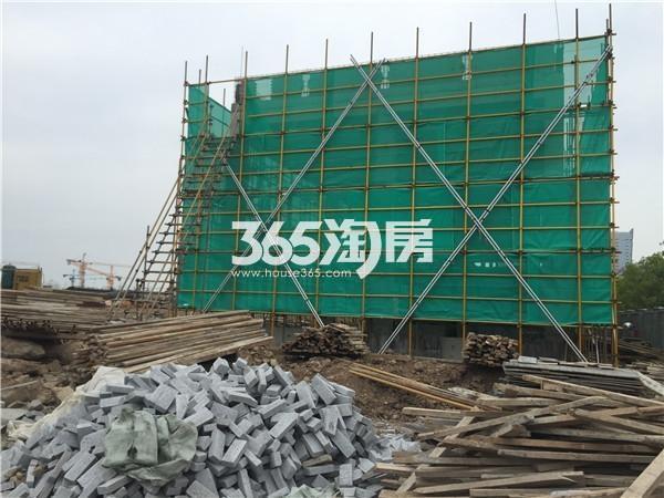 绿地华侨城滨江星晖实景图(9.6)