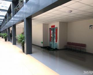 金蝶招商 明故宫地铁口大开间层高6米租一层送半层 园区车