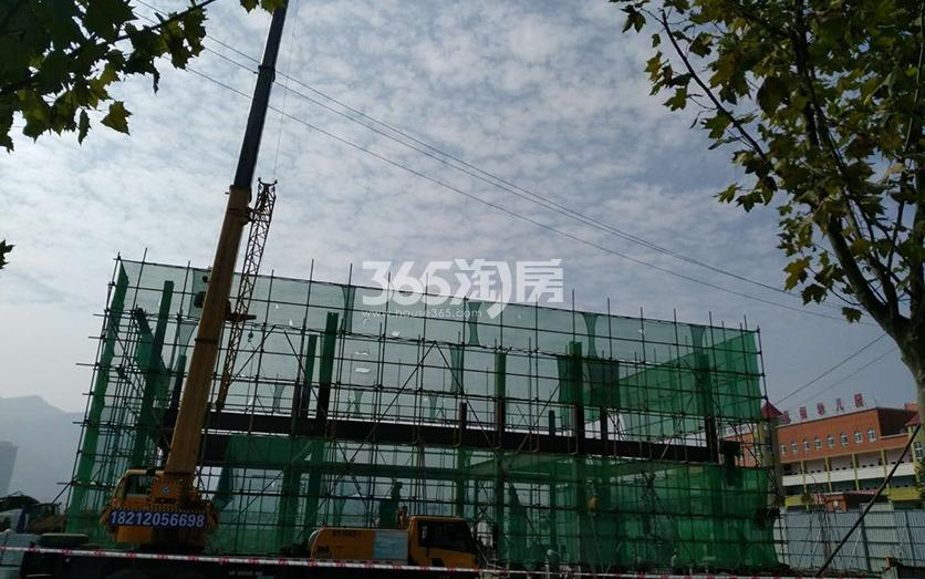 绥阳林达阳光城实景图