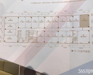 政务区天鹅湖畔+复式现房+紧邻奥体中心+地铁口+不限购