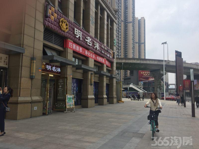 万年场地铁口+商业综合体、全业态、可隔两层使用!