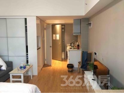 万科九都荟公寓1室1厅1卫42平米精装产权房2017年建