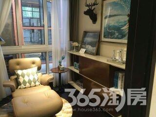 新江北孔雀城3室2厅2卫126平米2017年产权房精装