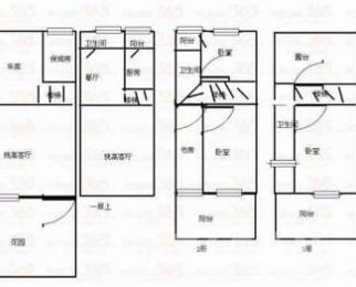 雨花石文化园5室2厅3卫