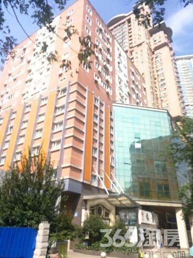 秦淮区新街口建华大厦1室1厅户型图