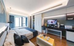 金科米兰公寓 总价30万起 精装交付 可自主可包租 稳定收