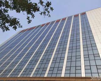 政务区西二环19000平综合办公楼整出租可做酒店洗浴医