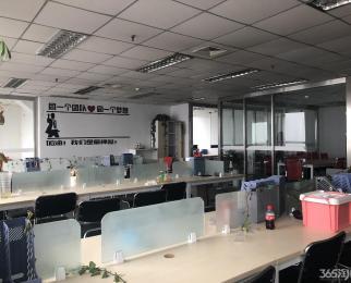 新街口大行宫地铁 珠江路 有办公家具不限业态 全明户型正