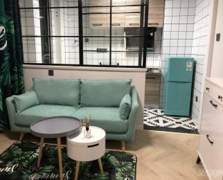 高品质公寓 地铁路1号线 星海城1室1厅精装北欧风公寓