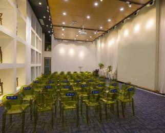 软件谷创业园 雨花客厅商业区 精装房 双地铁 园区直租