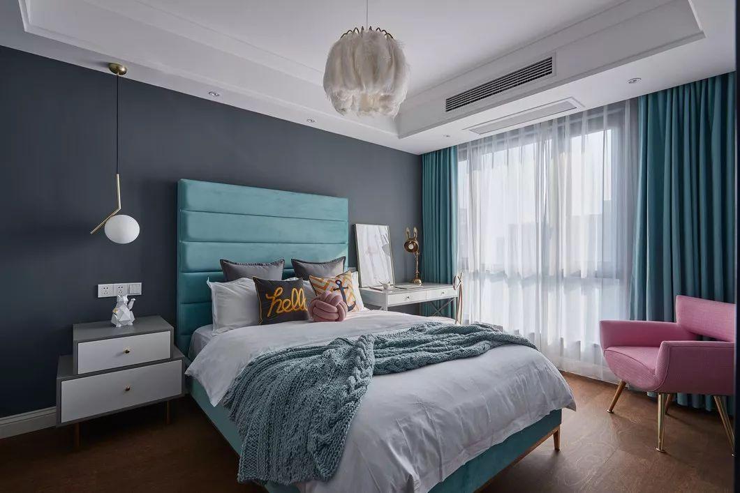 背景墙 房间 家居 起居室 设计 卧室 卧室装修 现代 装修 1060_707