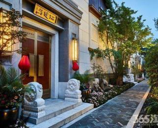 南京院子主城区豪宅首次出租 仅此一套 隐私性极佳